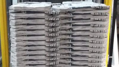 Empty bag bundles